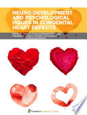Neuro-Development and Psychological Issues in Congenital Heart Defects