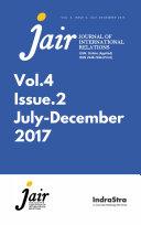 JAIR Journal of International Relations
