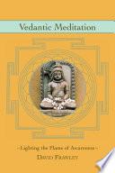 Vedantic Meditation