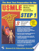 Cover of USMLE Step 1