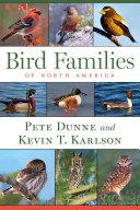 Bird Families of North America Pdf/ePub eBook