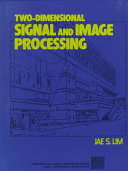Two dimensional Signal and Image Processing