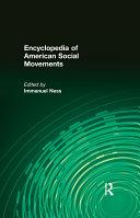 Encyclopedia of American Social Movements Pdf/ePub eBook