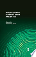 """Encyclopedia of American Social Movements"" by Immanuel Ness"