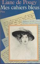 Mes cahiers bleus Pdf/ePub eBook