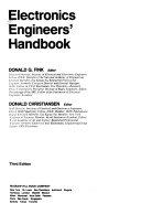 Electronics Engineers  Handbook