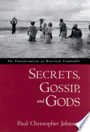 Secrets  Gossip  and Gods Book