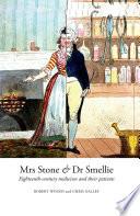 Mrs Stone   Dr Smellie