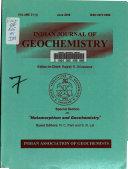 Indian Journal of Geochemistry