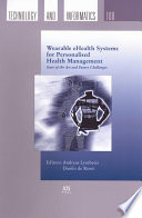 Wearable Ehealth Systems For Personalised Health Management Book PDF