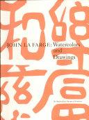 John La Farge  Watercolors and Drawings
