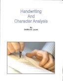 Handwriting & Character Analysis