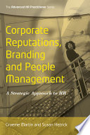 Corporate Reputations Branding And People Management
