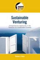 Sustainable Venturing
