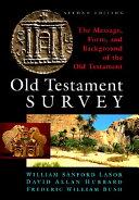 Old Testament Survey