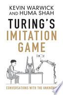 Turing s Imitation Game