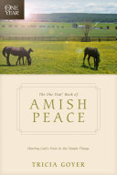The One Year Book of Amish Peace Pdf/ePub eBook
