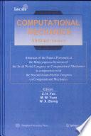 Computational Mechanics Book PDF