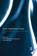 Human Rights Based Change