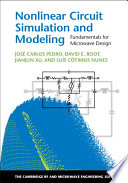 Nonlinear Circuit Simulation and Modeling
