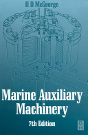 Marine Auxiliary Machinery Pdf/ePub eBook