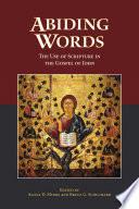 Abiding Words Book