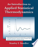 An Introduction to Applied Statistical Thermodynamics