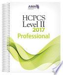 HCPCS 2017 Level II Professional Edition