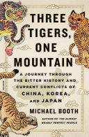 Three Tigers, One Mountain Book