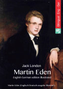 Martin Eden (English German edition illustrated)