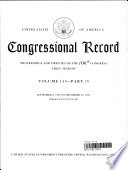 Congressional Record Proceedings And Debates Of The 106th Congress First Session Vol 145 Part 15