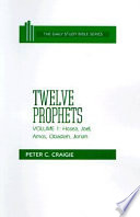 Twelve Prophets Hosea Joel Amos Obadiah And Jonah Book PDF