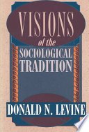 Visions Of The Sociological Tradition Book PDF