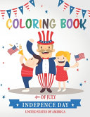 4th Of July Coloring Book Book