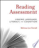 Reading Assessment Book PDF