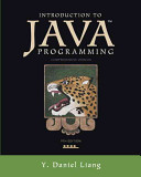 Introduction to Java Programming, Comprehensive Version 9th Edition