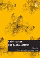 Cyberspaces and Global Affairs Pdf/ePub eBook