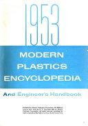 Modern Plastics Encyclopedia And Engineer S Handbook