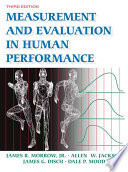 Measurement and Evaluation in Human Performance-3rd Edition