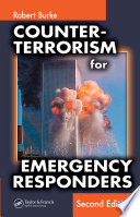 Counter Terrorism for Emergency Responders  Second Edition Book