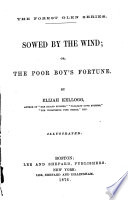 Sowed by the Wind Book