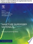 Nanotube Superfiber Materials