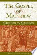 Gospel of Matthew  The