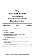 The Southern Friend