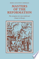 Read Online Masters of the Reformation For Free
