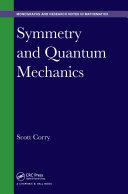 Symmetry and Quantum Mechanics Pdf/ePub eBook