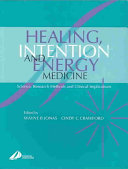Healing  Intention  and Energy Medicine Book