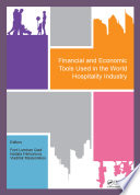 Financial And Economic Tools Used In The World Hospitality Industry Book