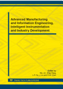 Advanced Manufacturing and Information Engineering, Intelligent Instrumentation and Industry Development Pdf/ePub eBook
