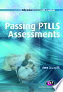 Passing ptlls assessments ann gravells google books passing ptlls assessments ann gravells limited preview 2010 fandeluxe Gallery
